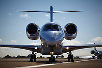 Citation X Jet business aircraft.<br />