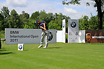 Shiv Kapur (IND) tees off on the 8th tee during Day 2 of the BMW International Open at Golf Club Munchen Eichenried, Germany, 24th June 2011 (Photo Eoin Clarke/www.golffile.ie)