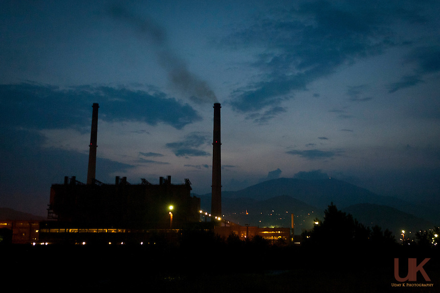 Lenient regulations in Bosnia allow the factory smoke from Mittal Steel Zenica to go unchecked affecting poor families surrounding this complex to suffer adversely including Asthma among new borns and kids.