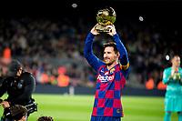 2019.12.07 La Liga FC Barcelona VS RCD Mallorca