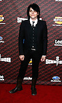 "LOS ANGELES, CA. - October 18: Musician Gerard Way of My Chemical Romance arrives at the Spike TV's ""Scream 2008"" Awards at The Greek Theater on October 18, 2008 in Los Angeles, California."