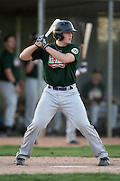 January 16, 2010:  Jason Goldstein (Highland Park, IL) of the Baseball Factory Central Team during the 2010 Under Armour Pre-Season All-America Tournament at Kino Sports Complex in Tucson, AZ.  Photo By Mike Janes/Four Seam Images