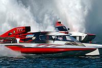 "Bert Henderson, GP-777 ""EMS Steeler"", Mario Blain, GP-757 ""Canada Boy"" (Grand Prix Hydroplane(s)"
