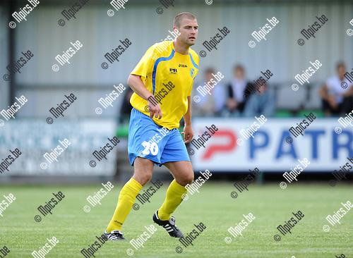 2011-08-07 / Voetbal / seizoen 2011-2012 / KFCO Wilrijk / Bart Vergeylen..Foto: mpics