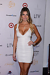 MIAMI BEACH, FL - FEBRUARY 19:Samantha Hoopes  attends Sports Illustrated Hosts 'Club SI' at LIV nightclub at Fontainebleau Miami on February 19, 2014 in Miami Beach, Florida. (Photo by Johnny Louis/jlnphotography.com)