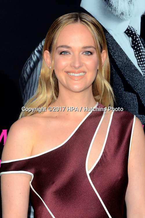 "LOS ANGELES - APR 3:  Jess Weixler at the AMC's ""The Son"" Season One LA Premiere at ArcLight Theater on April 3, 2017 in Los Angeles, CA"