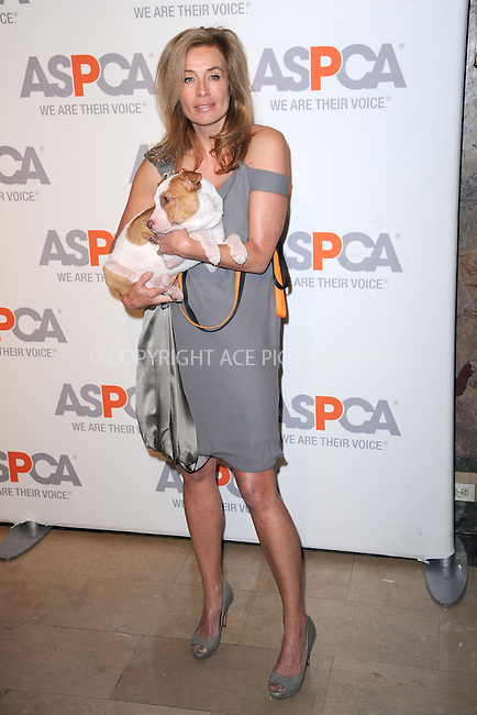 WWW.ACEPIXS.COM<br /> April 9, 2015 New York City<br /> <br /> Frederique van der Wal attending the 18th Annual ASPCA Bergh Ball at the Plaza Hotel on April 9, 2015 in New York City.<br /> <br /> Please byline: Kristin Callahan/AcePictures<br /> <br /> ACEPIXS.COM<br /> <br /> Tel: (646) 769 0430<br /> e-mail: info@acepixs.com<br /> web: http://www.acepixs.com