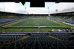 The Hague, Netherlands, June 14: View of the Kyocera Stadium from the stands on June 14, 2014 during the World Cup 2014 at Kyocera Stadium in The Hague, Netherlands. (Photo by Dirk Markgraf / www.265-images.com) *** Local caption ***