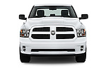 Car photography straight front view of a 2016 Ram 1500 Express Express 4 Door Pickup Front View
