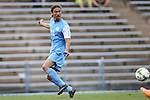 15 August 2014: North Carolina's Andy Craven. The University of North Carolina Tar Heels hosted the Gardner-Webb University Bulldogs at Fetzer Field in Chapel Hill, NC in a 2014 NCAA Division I Men's Soccer preseason match. North Carolina won the exhibition 7-0.
