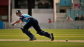 Cricket - CB40 Surrey Lions V Scottish Saltires at the Kia Oval - London - Middlesex Saltire Josh Davey on his way to top-score on 50 - Picture by Donald MacLeod - 01.05.11 - 07702 319 738 - www.donald-macleod.com - clanmacleod@btinternet.com