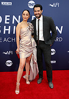 6 June 2019 - Hollywood, California - Cara Santana, Jesse Metcalfe. American Film Institute's 47th Life Achievement Award Gala Tribute To Denzel Washington held at Dolby Theatre.    <br /> CAP/ADM/FS<br /> ©FS/ADM/Capital Pictures