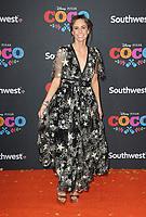 HOLLYWOOD, CA - NOVEMBER 8: Keltie Knight, at The U.S. Premiere of Disney-Pixar's 'Coco' at the El Capitan Theatre in Hollywood, California on November 8, 2017. Credit: Faye Sadou/MediaPunch