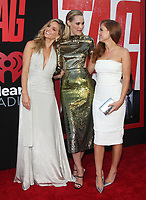 LOS ANGELES, CA - JUNE 7: Annabelle Wallis, Leslie Bibb and Isla Fisher at the World premiere of Tag at the Regency Village Theatre in Los Angeles, California on June 7, 2018. Credit: Faye Sadou/MediaPunch<br /> CAP/MPIFM<br /> &copy;MPIFM/Capital Pictures