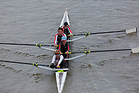 Crew: 242  Mortlake, Anglian &amp; Alpha  WE 4+<br /> <br /> Veteran Fours Head 2018<br /> <br /> To purchase this photo, or to see pricing information for Prints and Downloads, click the blue 'Add to Cart' button at the top-right of the page.
