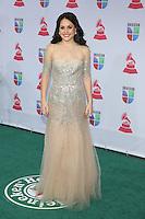 LAS VEGAS, NV - NOVEMBER 15 :  Zuria Vega pictured at the 2012 Latin Grammys at Mandalay Bay Resort on November 15, 2012 in Las Vegas, Nevada.  Credit: Kabik/Starlitepics/MediaPunch Inc. /NortePhoto
