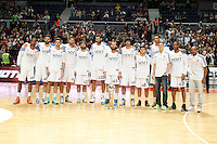 21/02/2014<br /> EUROLEAGUE BASKETBALL<br /> REAL MADRID - ZALGIRIS