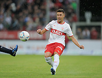 Fussball 1. Bundesliga 2011/2012  Testspiel   13.07.2011 Stuttgarter Kickers - VfB Stuttgart Ermin Bicakcic (VfB Stuttgart) am Ball