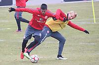 18.02.2015: Eintracht Frankfurt Training
