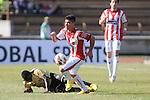 Itagui vencio1x0 al River Plate de Uruguay en la copa suramerica,