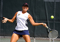 FIU Women's Tennis v. Harvard (3/14/09)