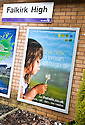 Eden Helix Falkirk High Advert