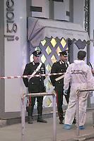 Bandito  ucciso durante un tentativo di rapina ad Arzano