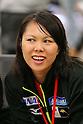 Maki Tsuji, APRIL 21, 2013 : The Building up Team Japan 2013 for Sochi at Ajinomoto NTC, Tokyo, Japan. (Photo by AFLO SPORT)