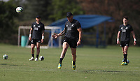 PRETORIA, SOUTH AFRICA - OCTOBER 05: Sonny Bill Williams during the Rugby Championship New Zealand All Blacks captain's run at St David's Marist Inanda in Sandown, South Africa on Friday, October 5, 2018. Photo: Steve Haag / stevehaagsports.com