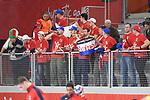 13.01.2018., Croatia, Arena Varazdin, Varazdin - European Handball Championship, Group D, first round, Spain - Czech Republic. <br /> <br /> Foto &copy; nordphoto / Vjeran Zganec Rogulja/PIXSELL