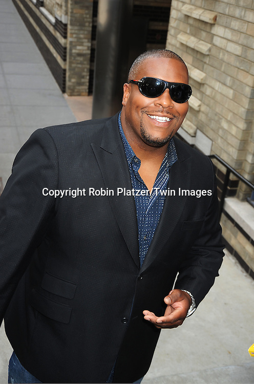 Sean Ringgold attending The One Life to Live..43rd Anniversary Block Party outside the ABC Studio on July 15, 2011 in New York City. ..photo by Robin Platzer/ Twin Images..212-935-0770