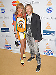 David Guetta and Cathy Guetta attends the Annual Clive Davis & The Recording Company Pre-Grammy Gala held at The Beverly Hilton in Beverly Hills, California on February 12,2011                                                                               © 2010 DVS / Hollywood Press Agency