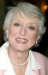 Celeste Holm.Attending The American Theatre Wing's Annual Luncheon at the Pierre Hotel, New York City..April 14, 2003.