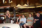 Beth Chamberlin - Kim Zimmer - Adam Reist - Jordan Clarke - Ron Raines - Fans Meet & Greet - Day 2 - August 1, 2010 - So Long Springfield at Sea aboard Carnival's Glory (Photos by Sue Coflin/Max Photos)