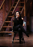 "Gabriella Sorrentino during the eduHAM Q & A before The Rockefeller Foundation and The Gilder Lehrman Institute of American History sponsored High School student #EduHam matinee performance of ""Hamilton"" at the Richard Rodgers Theatre on November 13, 2019 in New York City."