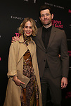 Sarah Paulson and Billy Eichner attends 'The Boys in the Band' 50th Anniversary Celebration at The Booth Theatre on May 30, 2018 in New York City.