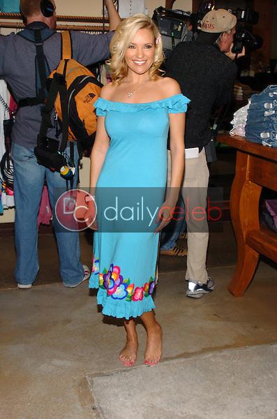 "Bridget Marquardt<br />at the Worldwide unveiling of the all new ""Fox Film Icons"" clothing line. Lisa Kline, Los Angeles, CA. 02-02-06<br />Scott Kirkland/DailyCeleb.Com 818-249-4998"