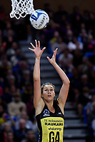 Pulse' Ameliaranne Ekenasio in action during the ANZ Premiership - Pulse v Stars at Te Rauparaha Arena, Porirua, New Zealand on Wednesday 3 April 2019. <br /> Photo by Masanori Udagawa. <br /> www.photowellington.photoshelter.com