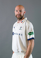 Picture by Allan McKenzie/SWpix.com - 02/04/2018 - Cricket - Yorkshire County Cricket Club Media Day 2018 - Headingley Cricket Ground, Leeds, England - Adam Lyth.