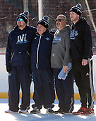 - The University of Maine Black Bears practiced at Fenway on Friday, January 13, 2017, in Boston, Massachusetts. - The University of Maine Black Bears practiced at Fenway on Friday, January 13, 2017, in Boston, Massachusetts.