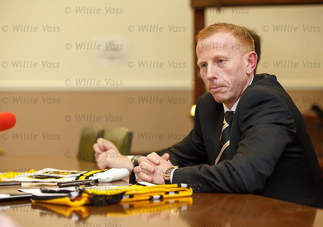 Stephen Aitken new Dumbarton manager