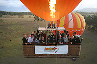 20121104 November 04 Hot air Balloon Gold Coast