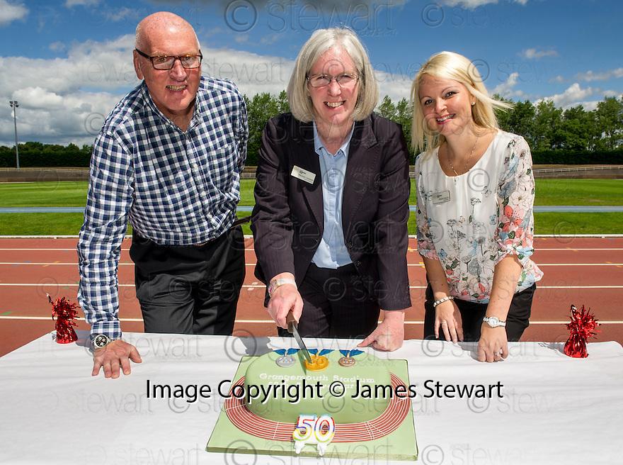 Grangemouth Stadium 50th Anniversary Celebrations