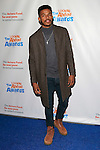 LOS ANGELES - DEC 6: Trevor Jackson at The Actors Fund's Looking Ahead Awards at the Taglyan Complex on December 6, 2015 in Los Angeles, California