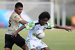 Itagui igualo 1x1 con Boyaca chico en la liga postobon del futbol colombiano