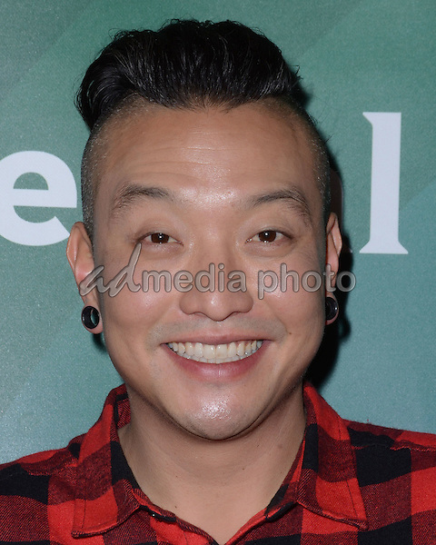 14 January  - Pasadena, Ca - Chris Oh. NBC Universal Press Tour Day 2 held at The Langham Huntington Hotel. Photo Credit: Birdie Thompson/AdMedia
