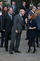 Spanish Royals at Santa Teresa de Jesus exhibition