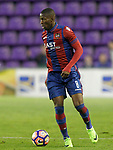 Levante UD's Jefferson Lerma during La Liga Second Division match. March 11,2017. (ALTERPHOTOS/Acero)