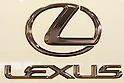 July 7, 2010 - Tokyo, Japan - The Lexus logo is pictured at the Toyota Mega Web in Odaiba, Tokyo, Japan, on July 7, 2010. Japanese auto giant Toyota Motor has started the recall of almost 92,000 Lexus in Japan and expects to recall 270,000 Lexus and Crown sedans worldwide in order to fix an engine problem.