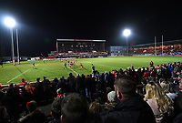 Picture by Anna Gowthorpe/SWpix.com - 02/02/2018 - Rugby League - Betfred Super League - Hull KR v Wakefield Trinity - KC Lightstream Stadium, Hull, England - A general view of the match action